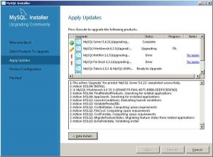 MySQL Windows Installer