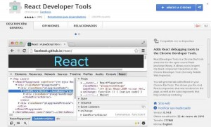 react reveloper tools for Chrome